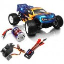 XRAY M18T 4WD 1/18 MICRO TRUCK + POWER PACK