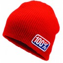 BONNET ROUGE 100%
