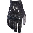 GANTS FOX RACING BOMBER NOIR