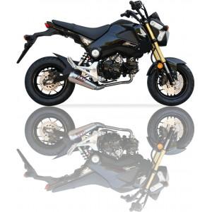 chappement ixil conique honda msx 125 planet pocket topaz motorcycles valence. Black Bedroom Furniture Sets. Home Design Ideas