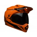 CASQUE BELL MX-9 MIPS TAGGER GLOSS DOUBLE TROUBLE JAUNE